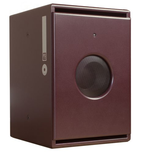 PSI Audio A125-M Red