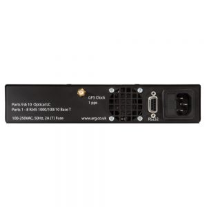 Quarra PTP 1G Half Rack Ethernet Switch