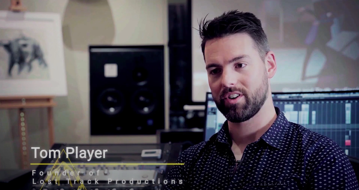 Tom Player (Lost Track Productions) on Trinnov Audio